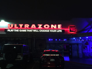 How I Almost Missed Playing Ultrazone San Diego