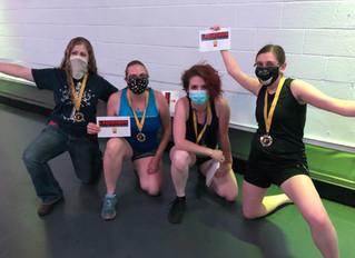 """Ladies Do It Better"" Win at LASERTRON Battle Royale Squad Tournament"