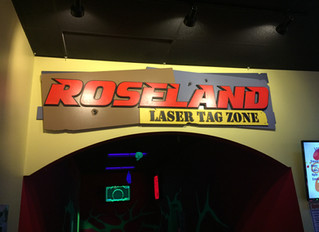 My 75th Laser Tag Arena