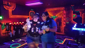 Laser Tag Throughout the Entire Building!