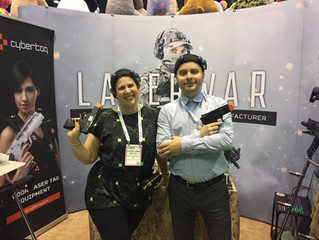 An Interview with Alexey Tereschenkov of LASERWAR Laser Tag