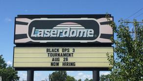 Lasertron at Laserdome