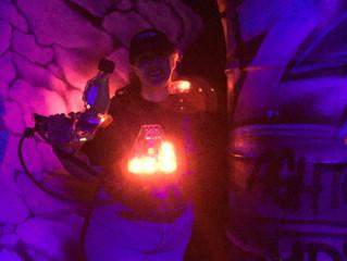 Getting To Glowzone
