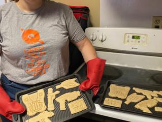 Laser Tag Cookies!