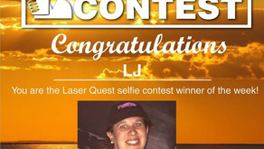 Thank you Laser Quest!