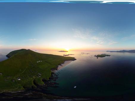 La sugerente oferta de empleo que te ofrece vivir gratis en una isla paradisíaca de Irlanda