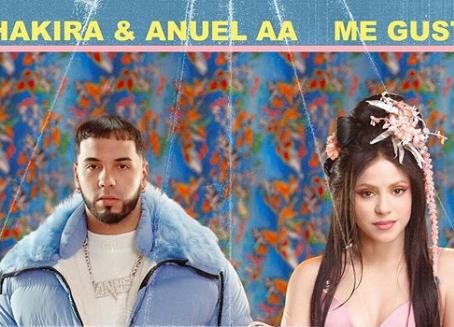 """""""Me gusta"""": Lo nuevo de Shakira junto a Anuel AA"""