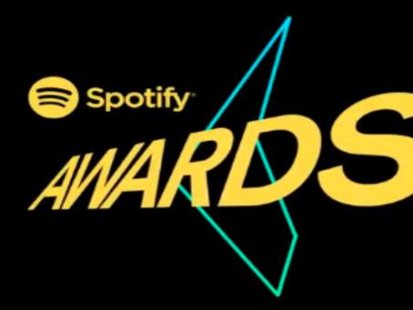 Esto son algunos de los nominados a los Spotify Awards 2020