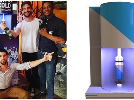 """¡Una genialidad! Un grupo de estudiantes argentinos inventó el """"microondas"""" que enfría"""