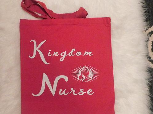 Kingdom Nurse Tote Bag
