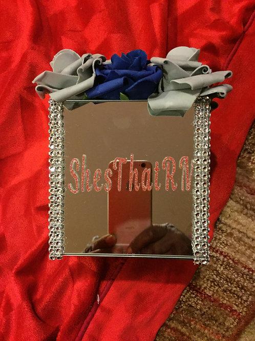 ShesThatRN Mirror Box