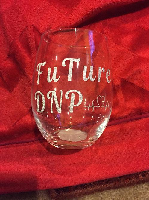 Future DNP Wine Glass