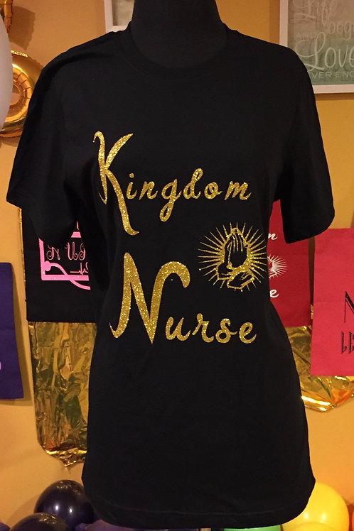 Kingdom Nurse T-Shirt