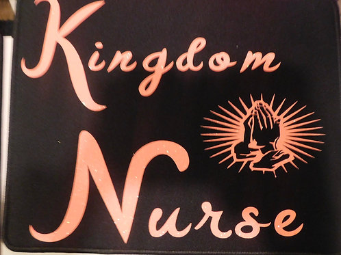 Kingdom Nurse Mouse Pad