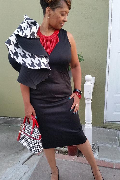 Black Bodice Dress