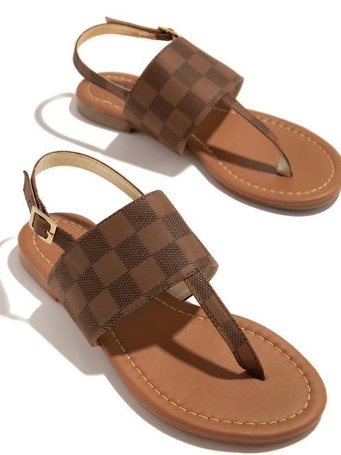 Thong Design Sandal
