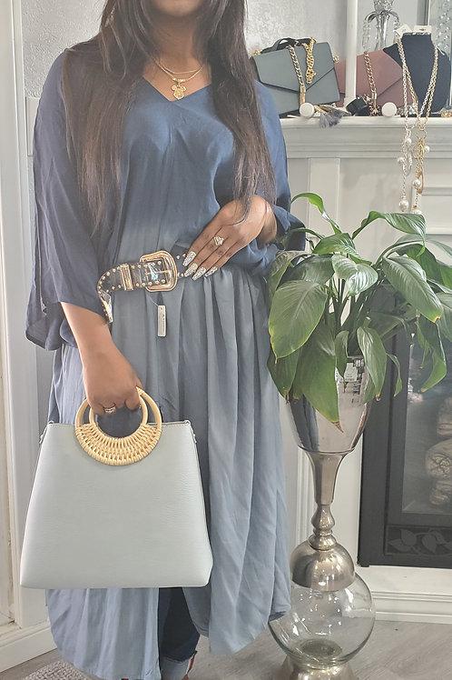 Split Dress Maxi