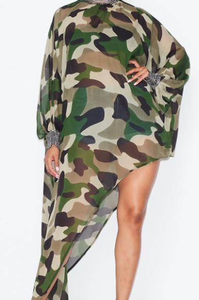 Camouflage Tunic