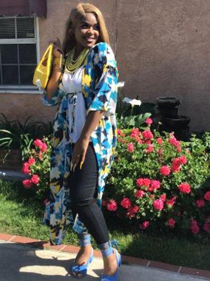 Fun in the Sun Kimono