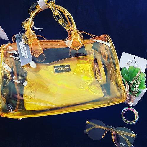 Satchel Hand Bag