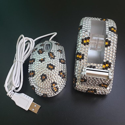 Bling Desk Accessories