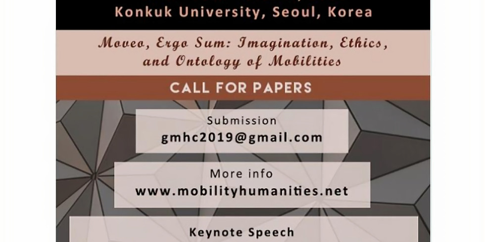 GLOBAL MOBILITY HUMANITIES CONFERENCE 2020 (GMHC 2020)