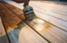 deck staining, varnishing, deck restoration