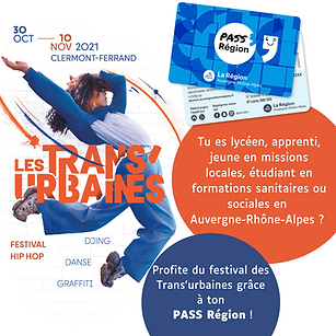 Profite du festival des Tr'ans'urbaines grâce à to PASS Région.png