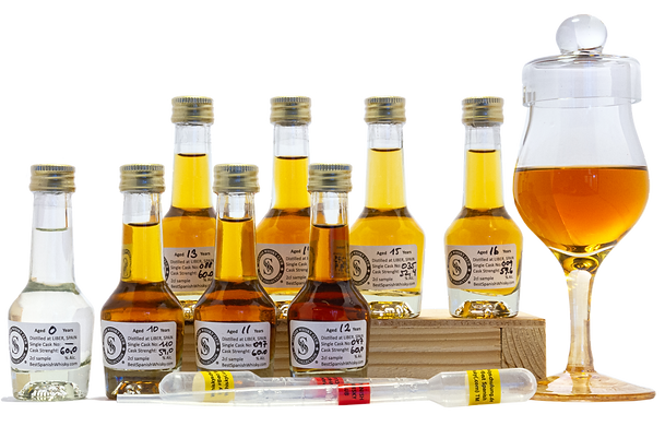 SWC Tasting Experience Kit