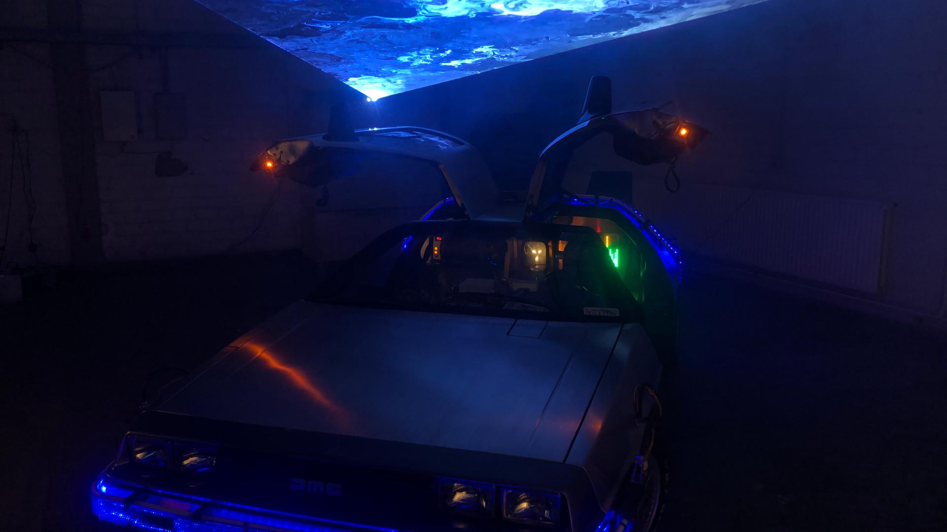 DeLorean mieten