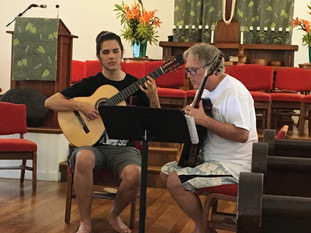 Masterclass with Ben Verdery, Maui 2016