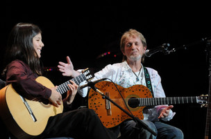 Performing with Jon Anderson (lead vocalist of Yes), Tony LaRussa's Stars to the Rescue Benefit Concert, 2010