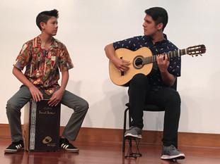 University of Maui, Hawaii, 2017 with Ernesto Granados