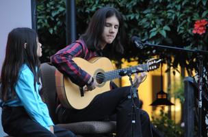 Performing at TEDx San Jose 2013