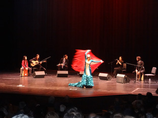 New Generation of Young Flamencos concert, Mountain View Center for Performing Arts, 2015