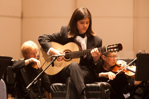 "Joaquin Rodrigo's ""Concierto de Aranjuez"" with the California Symphony, 2011"