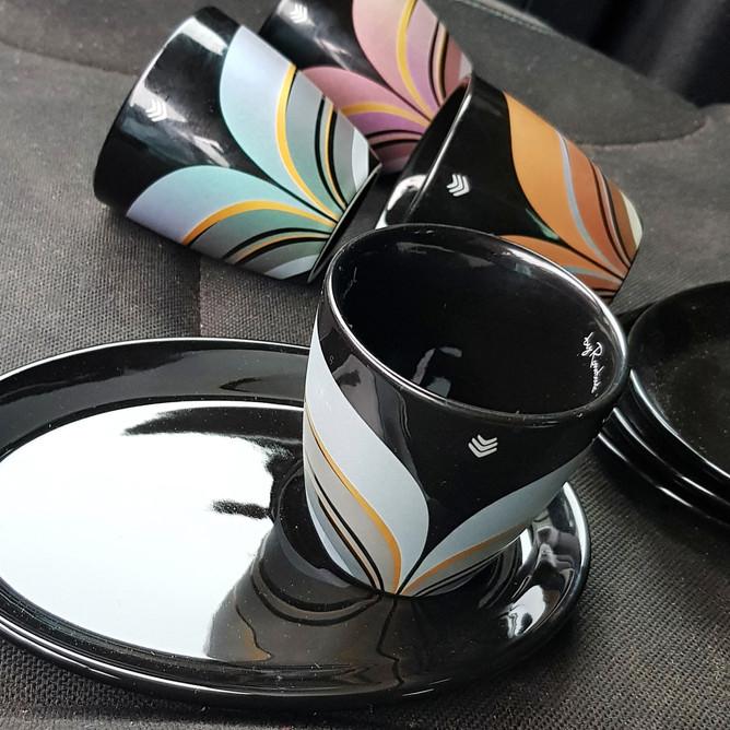 Tasse de café Rombouts