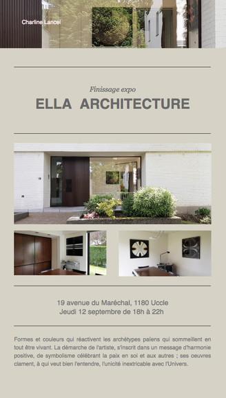 Ella Architecture Brussels