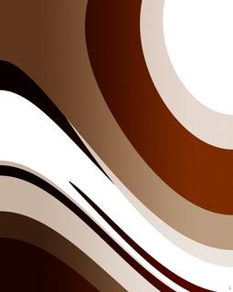 Vibrant brown