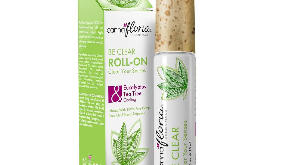 Be Clear Aromatherapy roll on oil