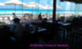 Azur beachfront restaurant