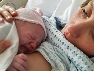Releasing Fear and Finding Freedom (Shiloh's Birth Story)