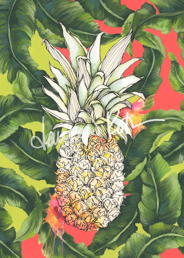 PineappleLeaves