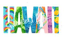 HawaiiIllustration