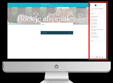 De mogelijkheden van een AppyBee webwidget
