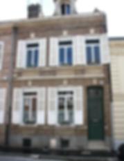 maison hôte Amiens