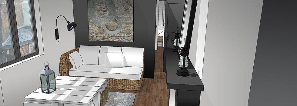 les services la cour 26 chambres d 39 h te amiens centre ville. Black Bedroom Furniture Sets. Home Design Ideas