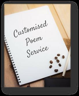 Customised Poem