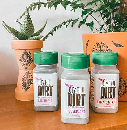 Joyful Dirt Plant Food