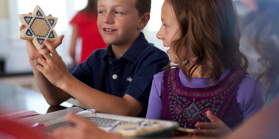 Hravé tvoření a vaření s dětmi